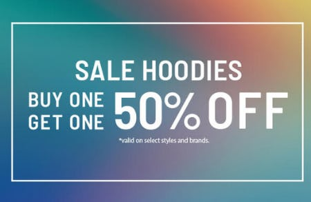 BOGO 50% Off Sale Hoodies