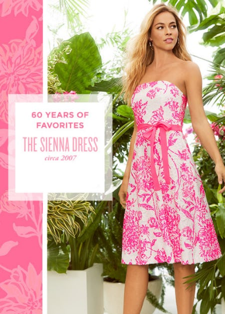 The Sienna Dress from Lilly Pulitzer