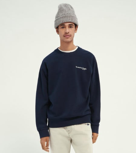 Our Must-Have Men's Sweatshirts