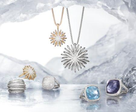 Silver & Diamonds from David Yurman