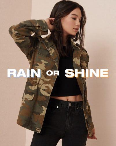 Rain or Shine from Garage
