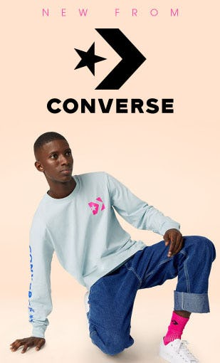 New from Converse from Tillys