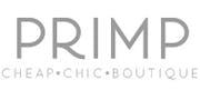 Primp And Blow Logo