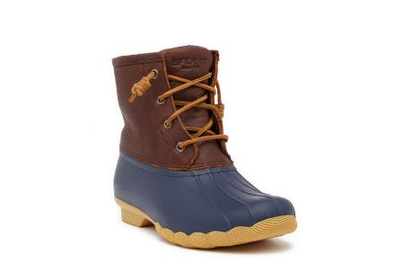 Sperry Saltwater Thinsulate Boot from Nordstrom Rack