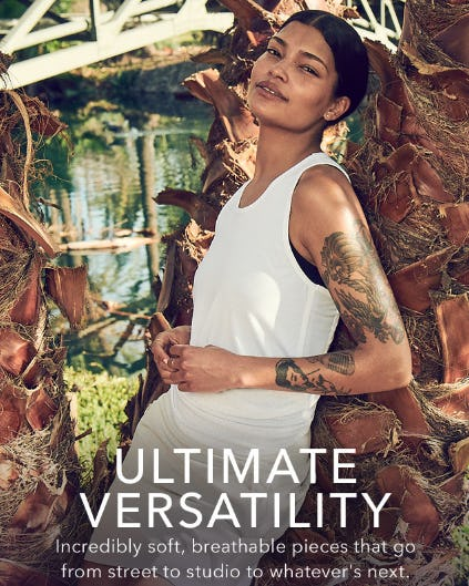 24/7 Summer Essentials from Athleta