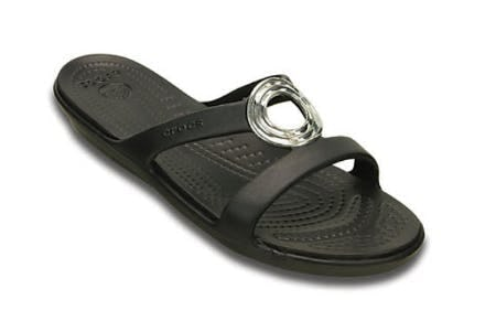 Women's Sanrah Beveled Circle Sandal