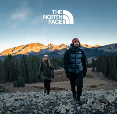 Comfortable Insulated Gear from The North Face