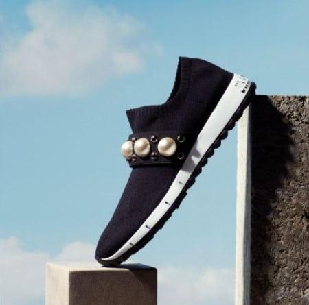 The Effortless Sneaker