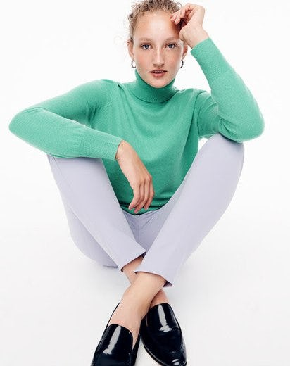New Cashmere is Here from J.Crew-on-the-island