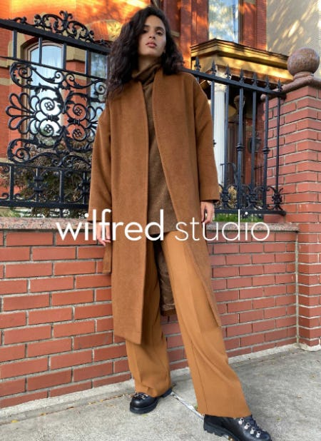 The Winters '20 Collections from Aritzia