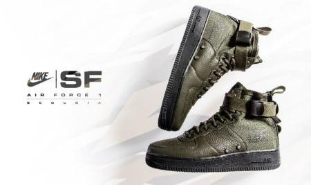 Nike SF Air Force 1 Sequoia