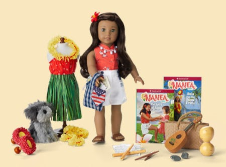 Nanea's Ultimate Bundle from American Girl Place