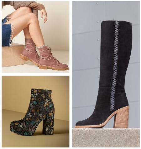 Meet Your New Favorite Boots