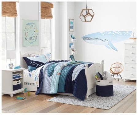 New Styles to Transform their Room from Pottery Barn Kids