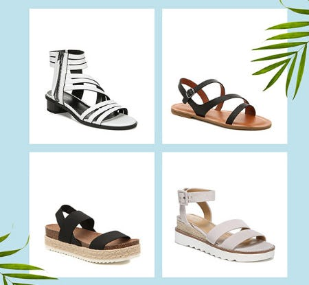 The Strappy Sandal from DSW Shoes
