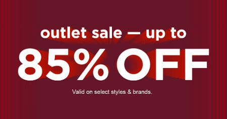 Outlet Sale: Up to 85% Off from Zumiez