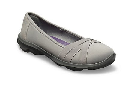 Women's Busy Day Strappy Flat from Crocs