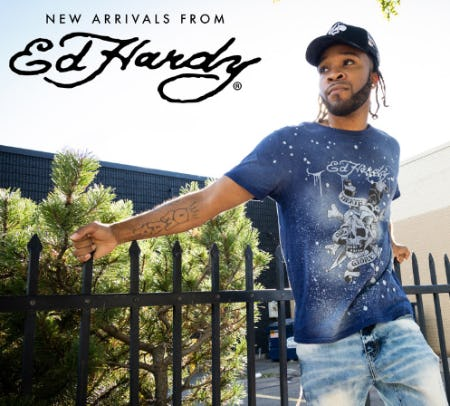 New Arrivals From Ed Hardy from EbLens Clothing and Footwear