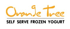 Orange Tree Frozen Yogurt                Logo