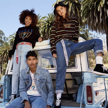 Just Dropped: GUESS Originals
