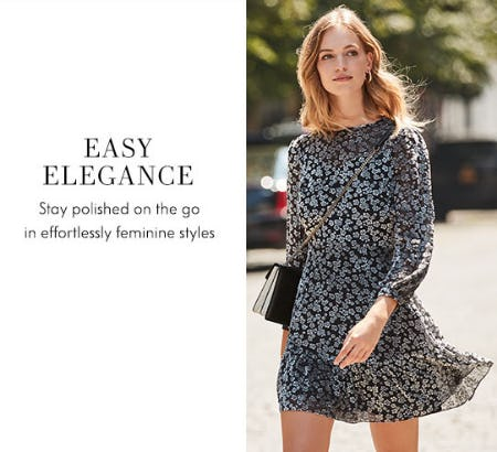 Easy Elegance from Neiman Marcus
