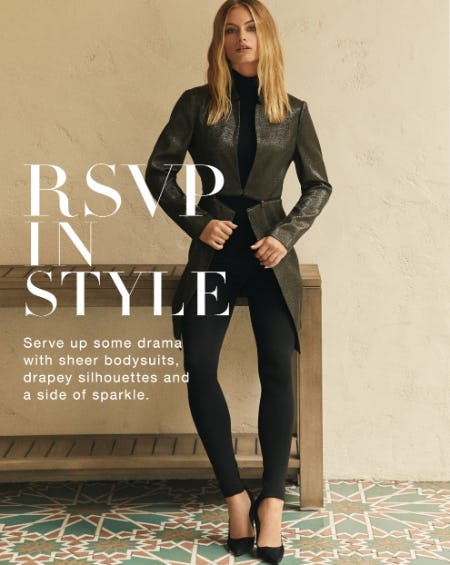 RSVP in Style from BCBG