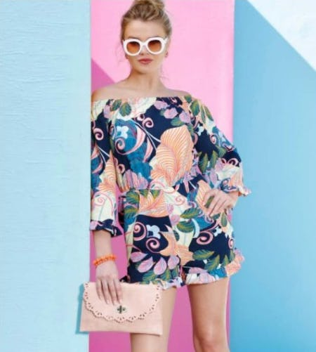 The Rompers that We Love from Versona Accessories