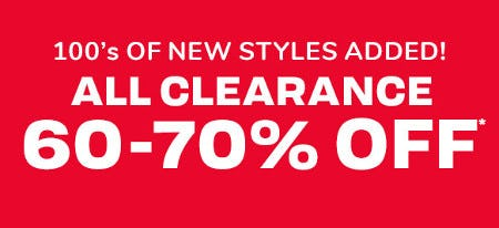 All Clearance 50-70% Off from The Children's Place