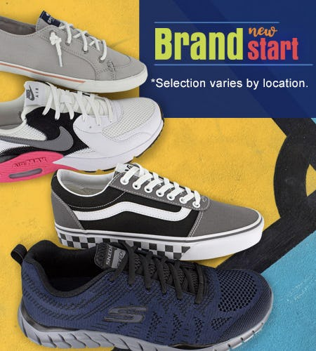 BRAND New Start! from Shoe Dept. Encore