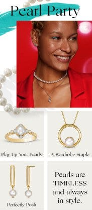 Pearl: June Birthstone from Zales