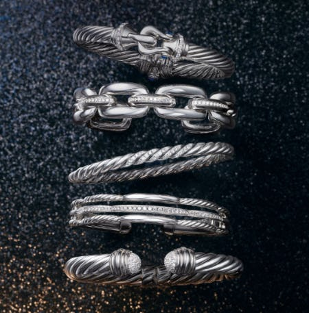 David Yurman Silver Ice® from Fink's Jewelers