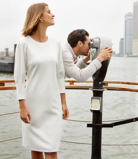 Introducing: The Statement Sleeve from J. Mclaughlin