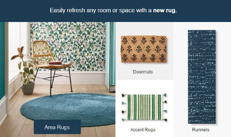Shop New Rugs from Target