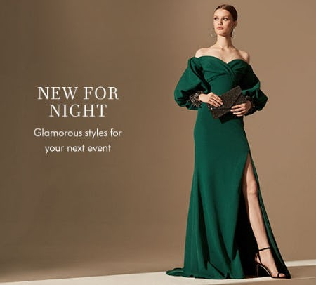 Our New for Night from Neiman Marcus