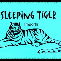 Sleeping Tiger                           Logo
