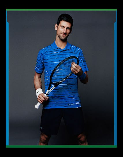 The Men's Lacoste Sport Collection from Lacoste