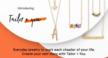Introducing: Tailor + You from Zales
