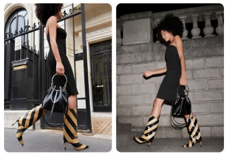 Boots and Handbags for Standout Style from Jimmy Choo