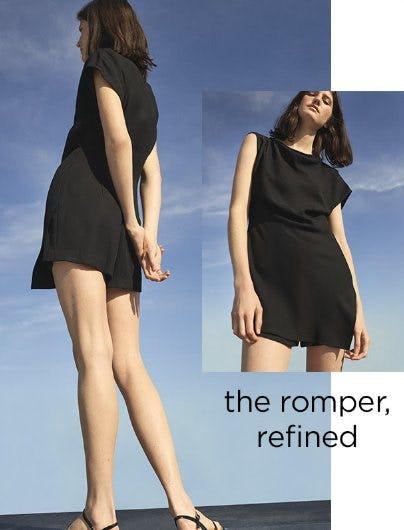 Romper Season from Club Monaco