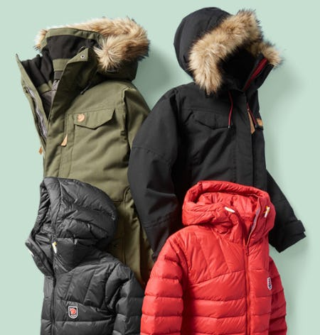 Fjallraven: Tough Enough for Swedish Winters & Everywhere Else from REI