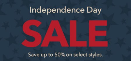 Up to 50% Off Independence Day Sale from Johnston & Murphy