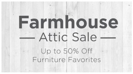 Up to 50% Off Furniture Favorites from Kirkland's