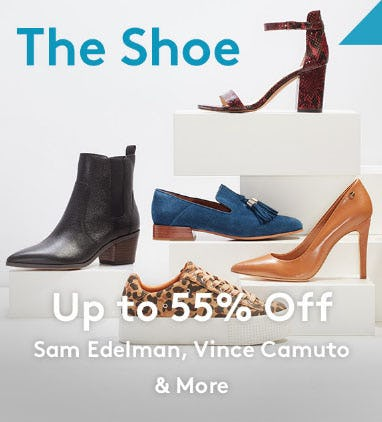 Up to 55% Off Select Shoes from Nordstrom Rack
