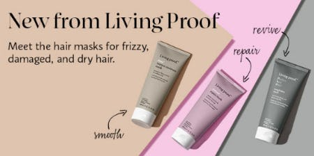 New from Living Proof from SEPHORA