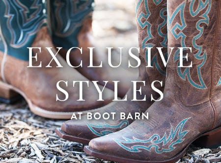 Explore Our Exclusive Styles