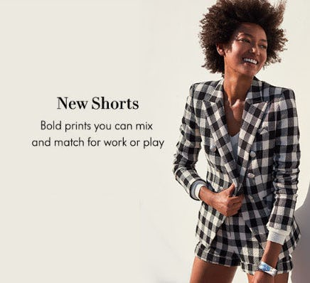 New Shorts from Neiman Marcus