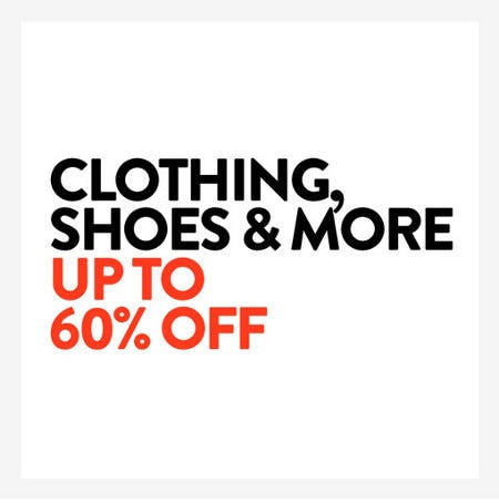 Up to 60% Off Clothing, Shoes and More from Nordstrom