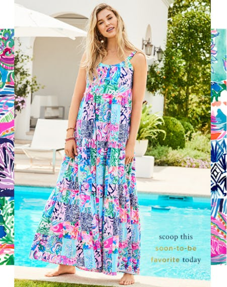 The Loro Maxi from Lilly Pulitzer