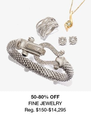 50-80% Off Fine Jewelry from macy's