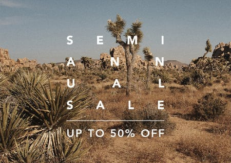 Semi-Annual Sale: Up to 50% Off from Ag Jeans